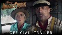 Jungle Cruise Movie (2020) -  Dwayne Johnson, Emily Blunt