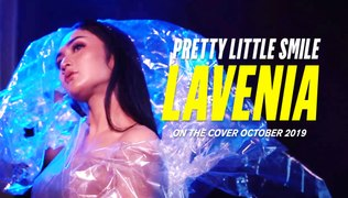 Pretty Little Smile - LAVENIA | On The Cover October 2019