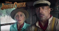 Jungle Cruise Filme - Emily Blunt, Dwayne Johnson