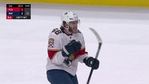 Mike Hoffman's clutch goal at the end of regulation