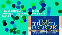 [MOST WISHED]  The Travel Book: A Journey Through Every Country in the World (Lonely Planet)
