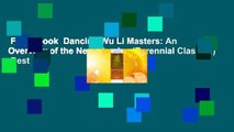 Full E-book  Dancing Wu Li Masters: An Overview of the New Physics (Perennial Classics)  Best