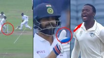 IND vs SA 2019,2nd Test : Virat Kohli Trolls South African Fielders After Funny Overthrow