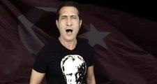 Şarkıcı Kıraç'ın seslendirdiği Vatan Marşı, takipçilerinden tam not aldı