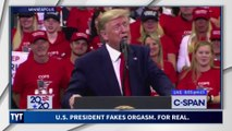 Trump's X-Rated Impression of Peter Strzok and Lisa Page