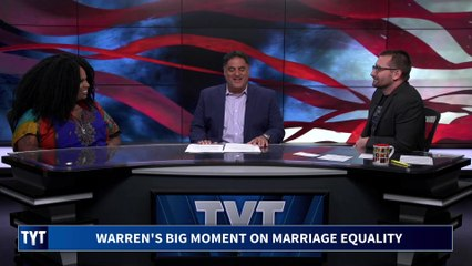 Elizabeth Warren's SHOCKING Marriage Equality Answer