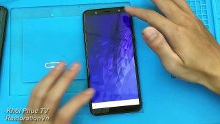Galaxy J8 2018 Remove Google Ok // Samsung J8 2018 Mở tài khoản google ok
