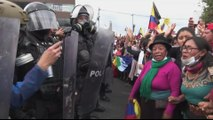 Ecuador sees 10th day of anti-austerity protests