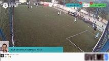 But de arthur bonnaud (6-0)