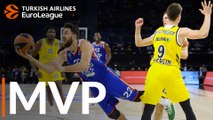 Turkish Airlines EuroLeague Regular Season Round 2 MVP: Vasilije Micic, Anadolu Efes Istanbul