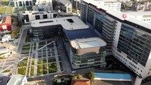 Kartal Dr. Lütfi Kırdar Eğitim ve Araştırma Hastanesi'nin yeni binasına taşınma işlemleri başladı