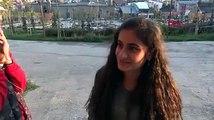 Erzurum'da İspanyol turist, kapısı kilitlenen kalede mahsur kaldı