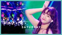 [HOT]  SATURDAY -  BByong,  세러데이 - 뿅 Show Music core 20191012