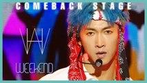 [Comeback Stage] JANG WOOHYUK  - WEEKAND,  장우혁 - WEEKAND Show Music core 20191012