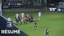 PRO D2 - Résumé Provence Rugby-Colomiers: 24-23 - J07 - Saison 2019/2020