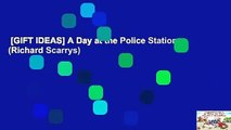 [GIFT IDEAS] A Day at the Police Station (Richard Scarrys)