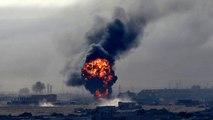 Reuters, Barış Pınarı Harekatını dünyaya bu fotoğraflarla duyurdu