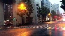 Japon : un vent de plus en plus fort à Yokohama