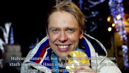 Biathlon 2019   Tod Halvard