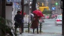 """Taifun """"Hagibis"""": Ein Toter in Japan durch erste Ausläufer"""