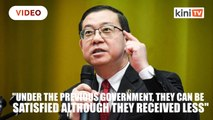 Guan Eng: Why is Sarawak still unsatisfied when they received second-largest state allocation?
