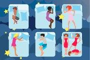 Votre position pour dormir révèle beaucoup de choses sur votre personnalité