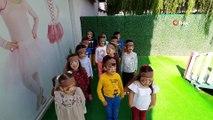 Anaokulu Öğrencilerinden 'Barış Pınarı Harekatı'na Destek