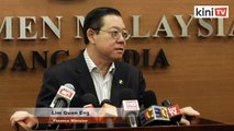Gov't will reinstate funds for TAR UC if MCA relinquishes control, says Guan Eng