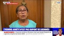 """""""Je me sens soulagée"""", explique cette voisine à Limay en apprenant que l'homme interpellé n'est pas Xavier Dupont de Ligonnès"""