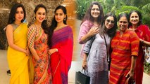 Actress Family | Friends Photos tamil | Filmibeat Tamil