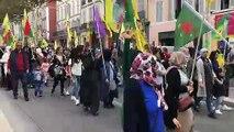 Marseille : des centaines de Kurdes manifestent contre les frappes en Syrie