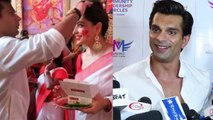 Karan Singh Grover talks on his love goals with Bipasha Basu ;Watch video | FilmiBeat