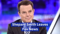 Shepard Smith Leaves Fox News After Two Decades