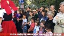 St-Cyr : 15e édition du marché de terroir et de noël Alsacien