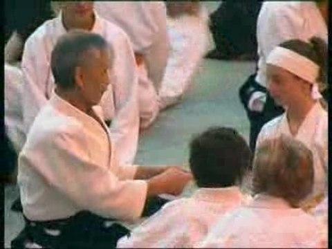 Aikido Entretien avec Tamura Shihan