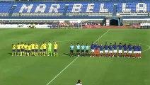 RELIVE: France vs Sweden - International Marbella Cup U20