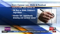 Kern Cancer Run, Walk and Festival raises funds and awareness for various cancer Kern Cancer Run, Walk and Festival raises funds and awareness for various cancer diagnoses
