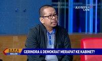 DIALOG - Gerindra & Demokrat Masuk Kabinet? M. Qodari: Demokrat Sangat Ingin Kursi Menteri Untuk AHY