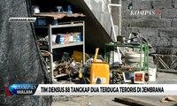 Tim Densus 88 Tangkap Bapak dan Anak Terduga Teroris di Jembrana