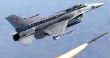 TSK uçakları Tel Abyad üzerinden bildiri attı:  PYD/PKK'dan uzak durun
