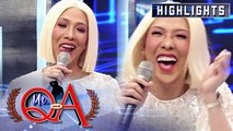 Vice feels giddy talking about Ion | It's Showtime Mr. Q and A