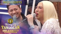 Jhong reveals that his girlfriend's family is watching the show | Tawag ng Tanghalan