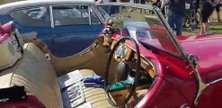 At Walton On The Naze Essex classic car show display event sept 2019 part 1