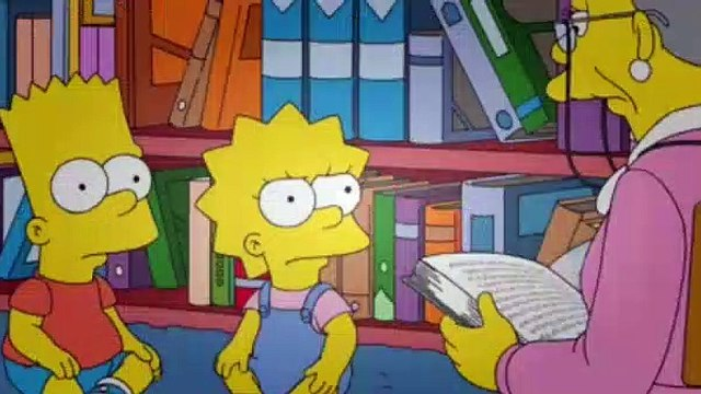 The Simpsons Season 26 Episode 19 The Kids are all Fight