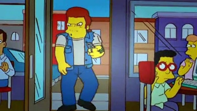The Simpsons Season 10 Episode 23 - 30 Minutes Over Tokyo