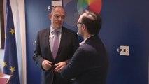 """Jaume Duch, portavoz del PE: la UE tiene que """"dejar el 'brexit' atrás"""""""