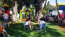 Centro Esportivo Ciro Nardi recebe diversas atrações para o Dia das Crianças