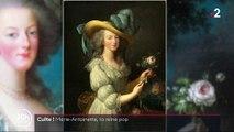 Marie-Antoinette, la reine pop qui a traversé le temps, objet d'une exposition à Paris