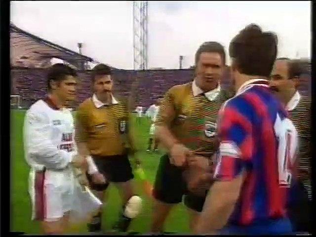 UEFA Cup 1995-96 Finale Hinspiel - Bayern München vs Bordeaux - 1.HZ