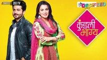 Kundali Bhagya - Karan और Preeta ने निभाई करवा चौथ की रस्म _ Zee TV Kundali Bhagya News